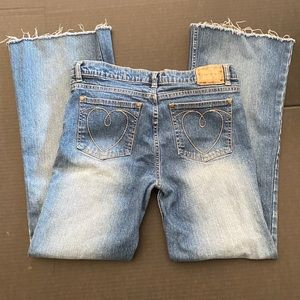 Betsey Johnson vintage jeans